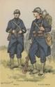Planches uniformes Armée Française.... Marine23