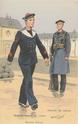 Planches uniformes Armée Française.... Marine24