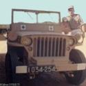 La jeep HOTCHKISS M201....Une jeep bien française Sahara10