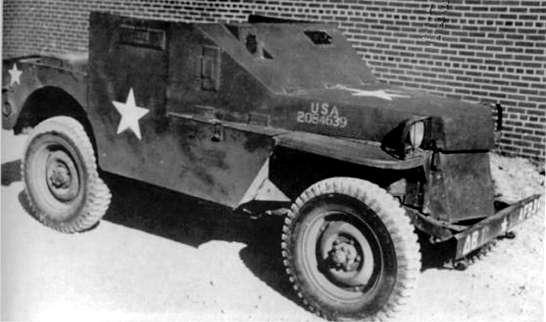 Un peloton original et peu connu :  Le peloton de jeeps blindées du 9ème escadron du 1er REC  (Laos - mai-novembre 1953) . Vetera10