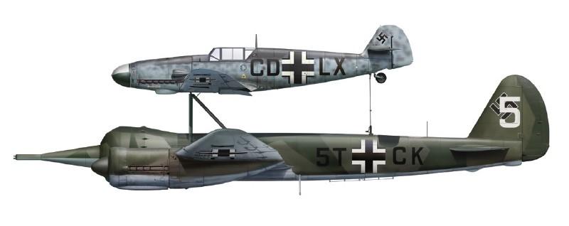 Junkers Mistel . X10