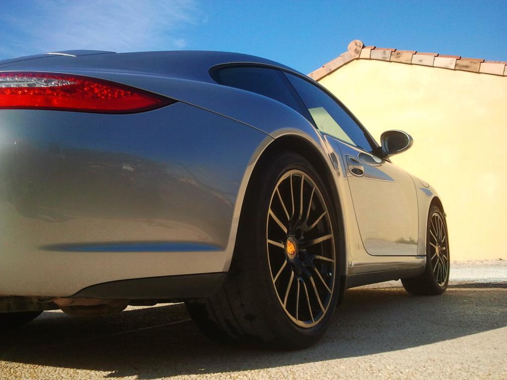 A vendre PORSCHE 997 coupé Carrera 4S en boite PDK  Photo511