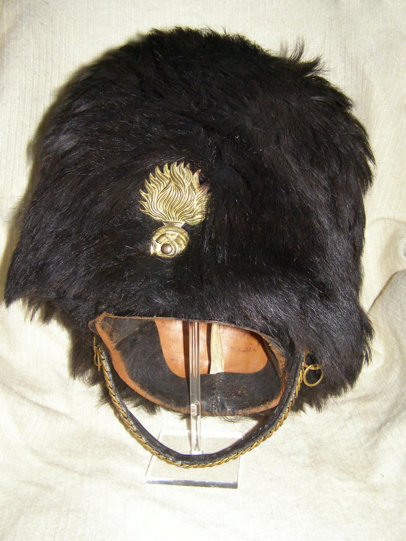 Bonnet à poil de gendarme belge Bonnet20