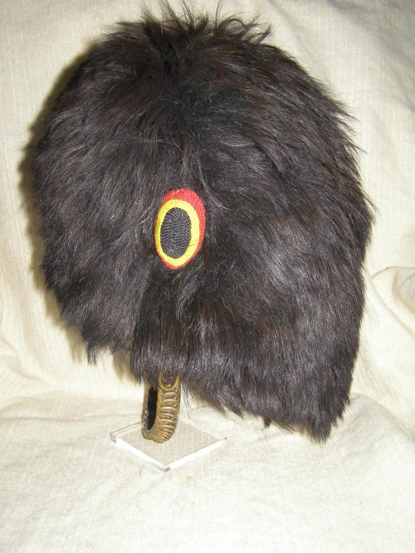 Bonnet à poil de gendarme belge Bonnet22
