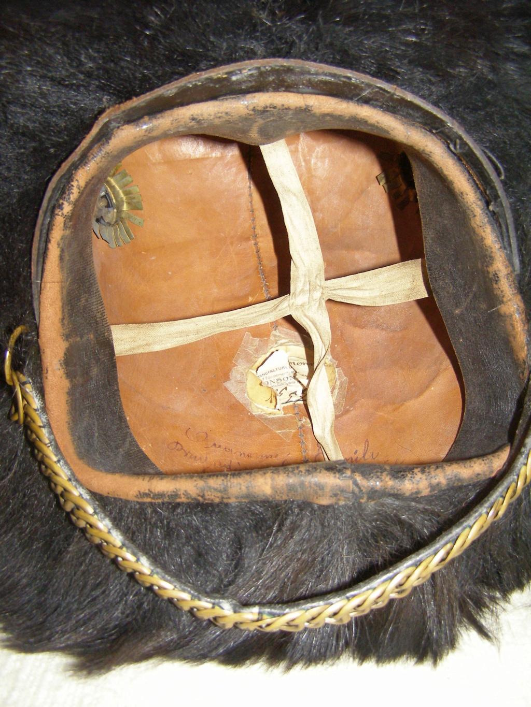 Bonnet à poil de gendarme belge Bonnet29