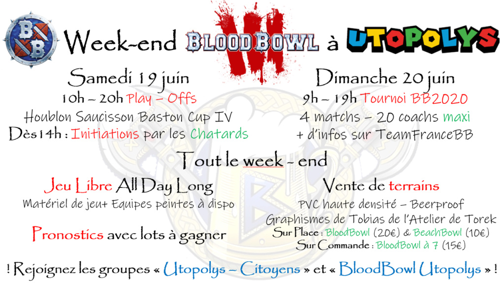 Week-end BloodBowl à Utopolys - 19/20 juin Captur13