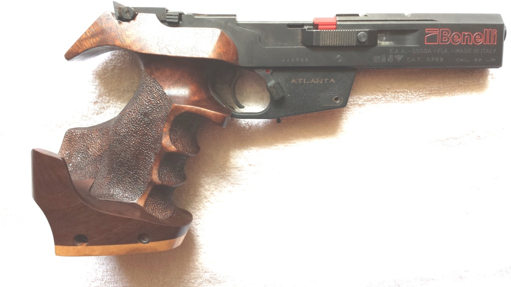 WTB Benelli MP90 Target Grip Benell13
