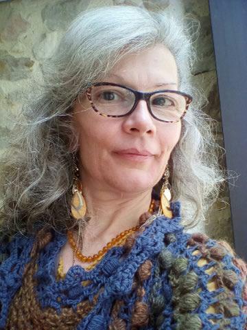 Médiéval 2ème : Costume d'Inspiration Genre Robe-Manteau en Laine et Lin : Crochet et Fourche Crochet  Img_2016