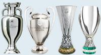 Vincitore Champions league/Europa league/Supercoppa/Europeo
