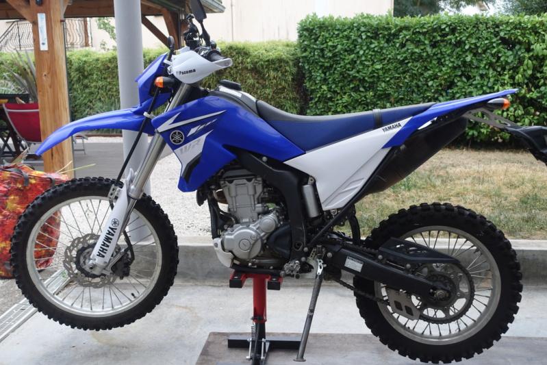 Retour sur ma Yamaha WR 250 R - Page 3 Dsc03112