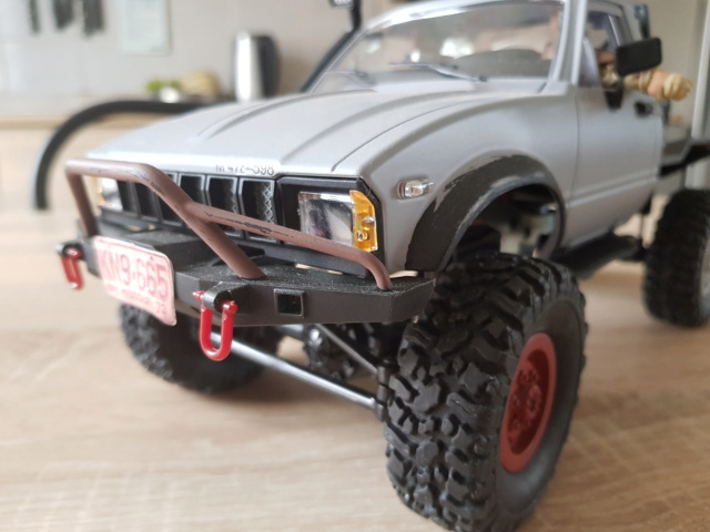 WPL 1/16 HILUX - Page 2 20180821