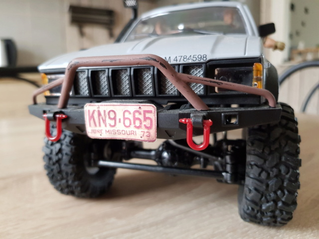 WPL 1/16 HILUX - Page 2 20180822