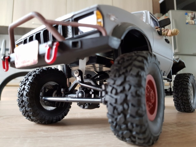 WPL 1/16 HILUX - Page 2 20180823