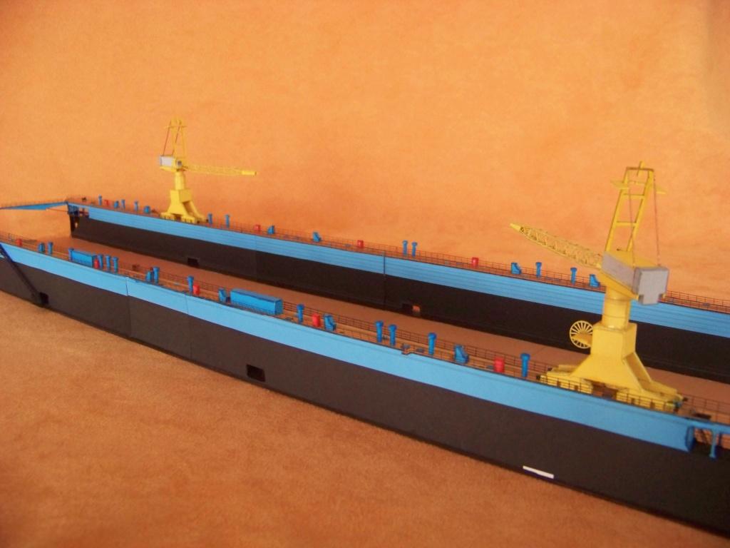 Dock flottant Ostrow II maquette en papier JSC 1/400. - Page 2 101_0161