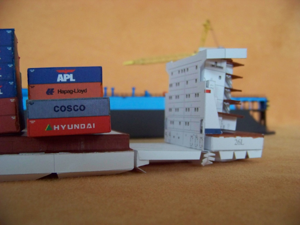 Dock flottant Ostrow II maquette en papier JSC 1/400. - Page 2 101_0165