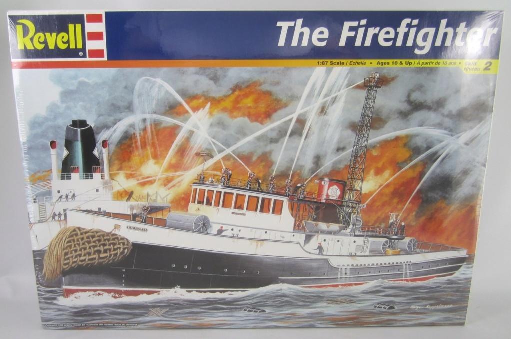 Epave de bateau pompe tirée du grenier 13212810