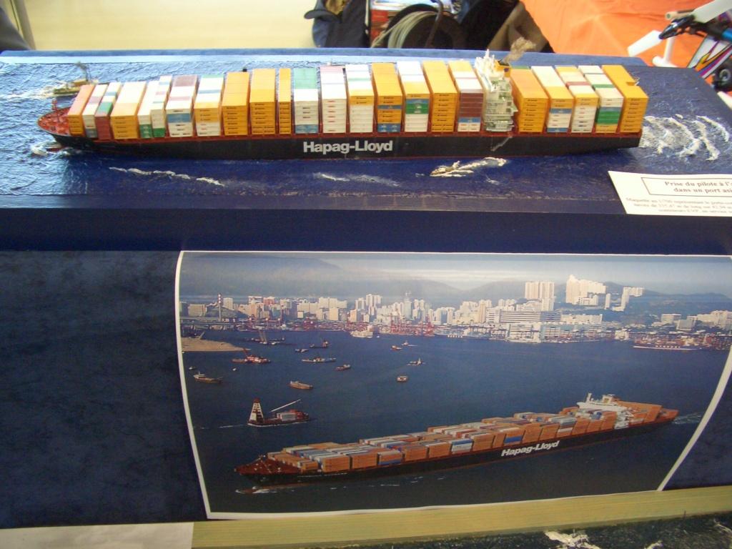 Dio : Prise pilote du porte-conteneurs Colombo Express (Revell 1/700°) par PLEF Colomb10