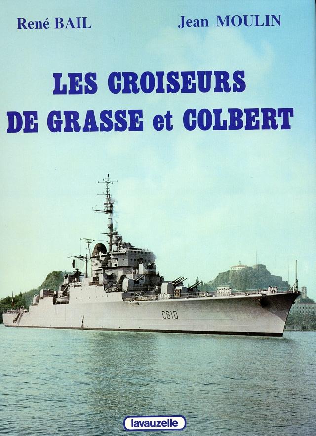 Croiseur DE GRASSE Heller 1/400 Couver10