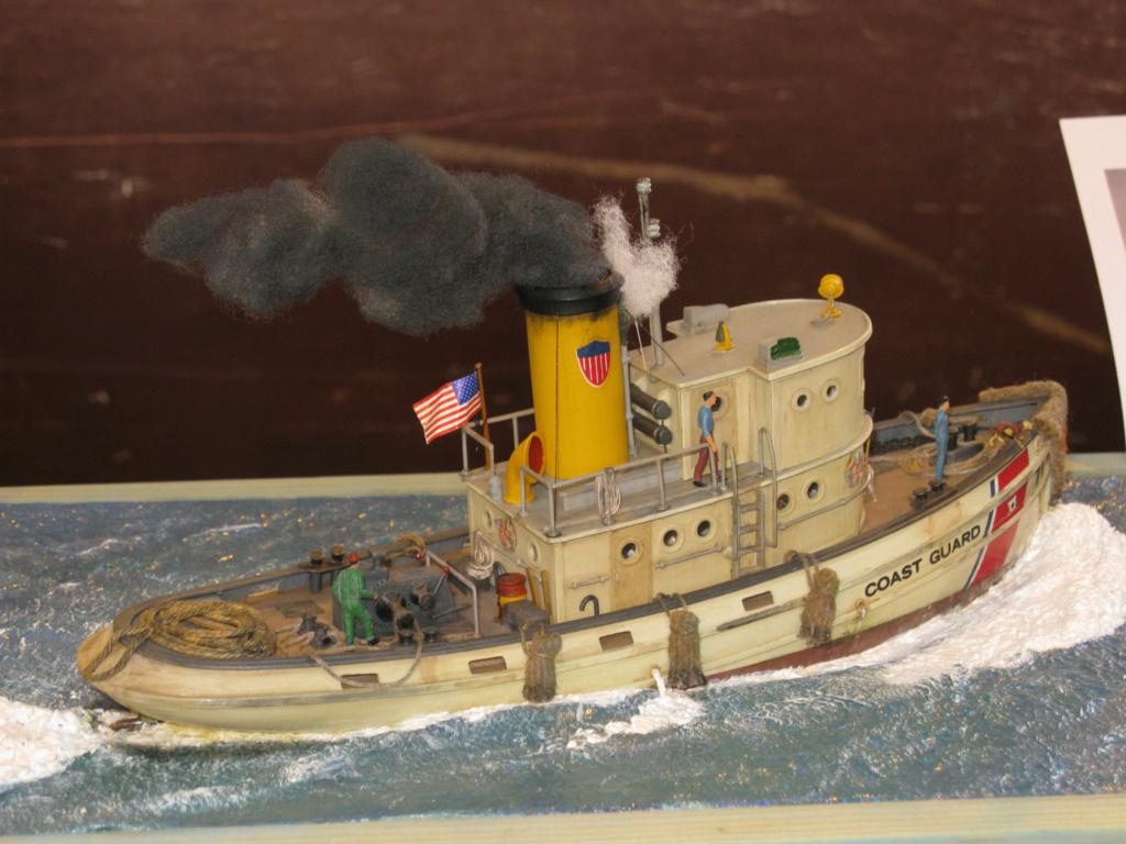 Dio : Remorqueur garde-côtes US (Lindberg 1/87°) par PLEF Image10