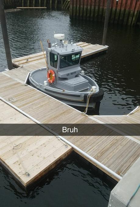 Petit «workboat» réalisé par wadone Image110