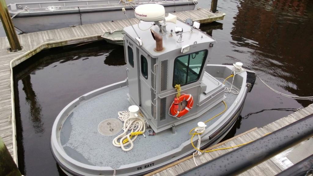 Petit «workboat» réalisé par wadone Image210