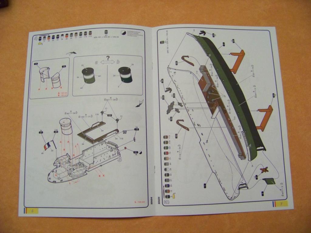 Ouverture de boite morutier Le Volontaire Heller 1/200. Moruti11