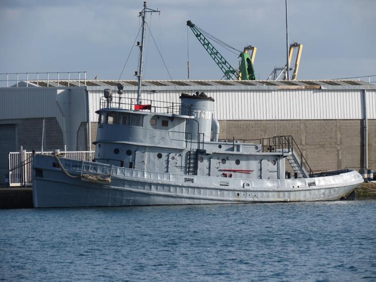 Dio : Remorqueur garde-côtes US (Lindberg 1/87°) par PLEF Remorq17
