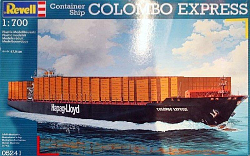Dio : Prise pilote du porte-conteneurs Colombo Express (Revell 1/700°) par PLEF Rev_co10
