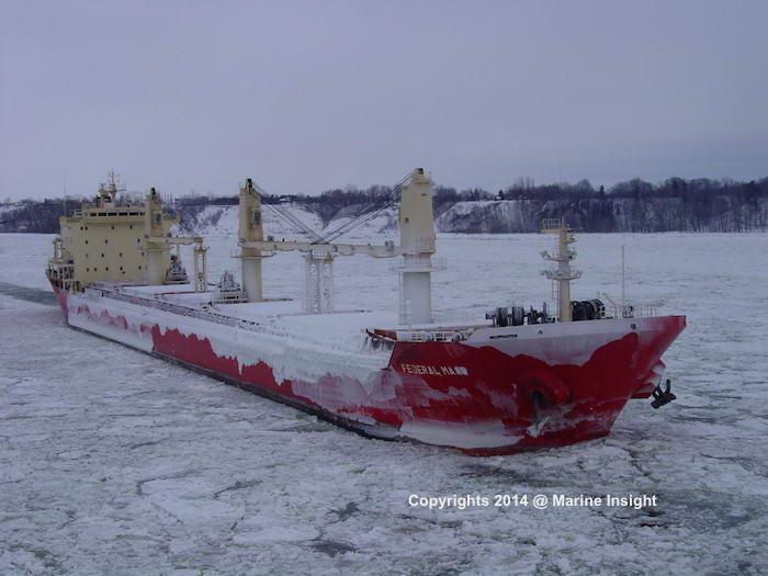 Brise-glace Yermak 1/700 Combrig diorama. Shipic10