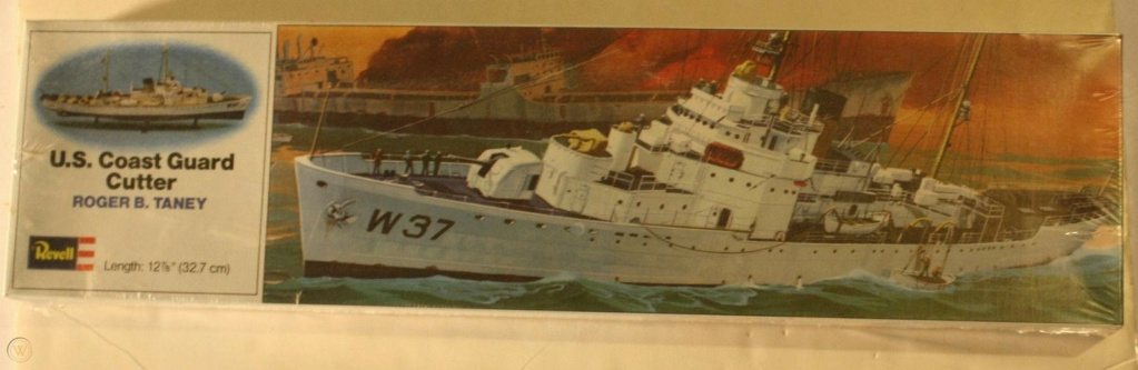 Recherche la maquette de l'USCG Roger B. Taney ou USCG Campbell, 1/302 Revell. Usa-us10