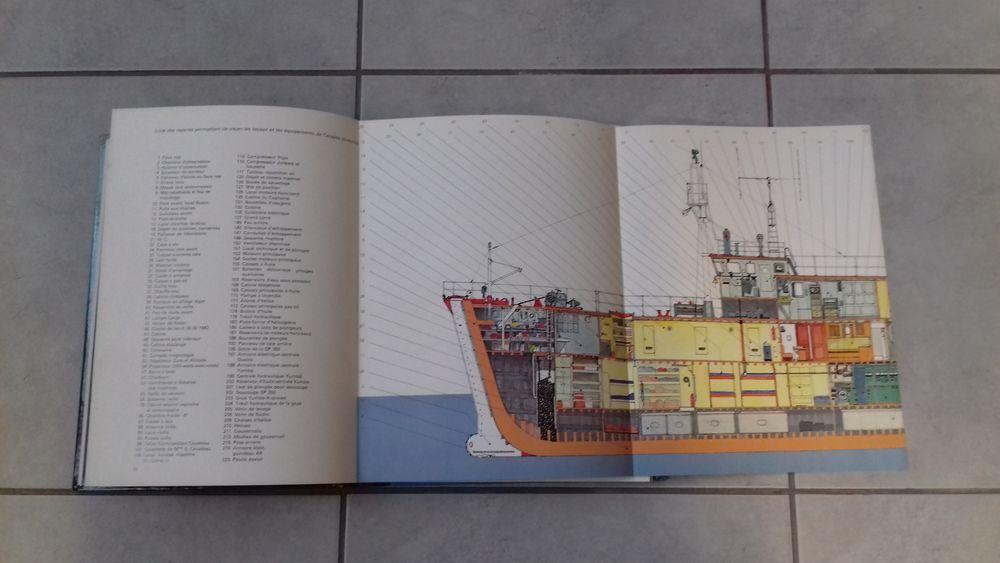 La Calypso au 1/50 ème Plan de l'AAMM Wb160911