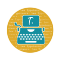 Un logo pour les typoteurs Logo-t10