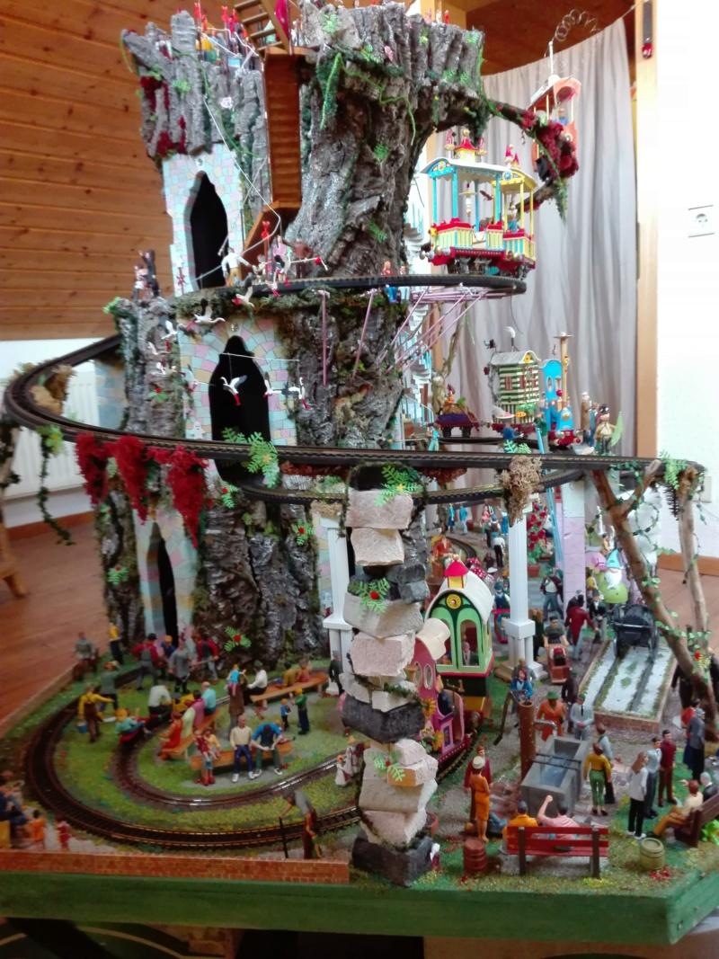Nellie Rowland Emett Smallbrook Studio Anlage mit 8Tunnels und Berg, Luftschiff  - Seite 6 03010