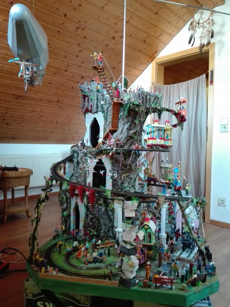 Nellie Emett Smallbrook StudioAnlage auf der INTERMODELLBAU Dortmund 4.bis 7.4.  03411