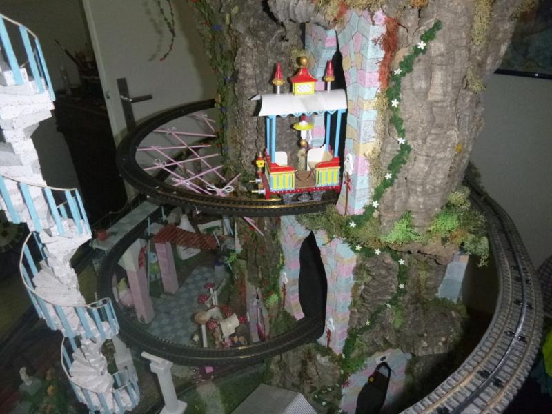 Nellie Rowland Emett Smallbrook Studio Anlage mit 8Tunnels und Berg, Luftschiff  - Seite 4 P1070430