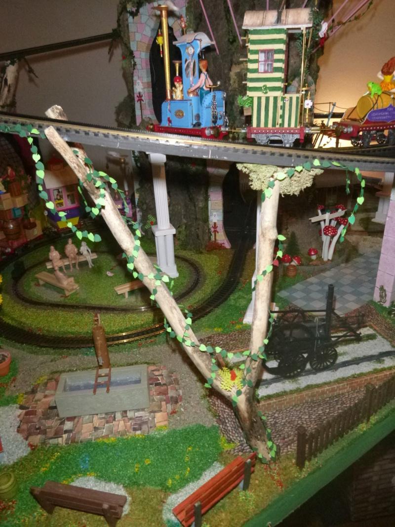 Nellie Rowland Emett Smallbrook Studio Anlage mit 8Tunnels und Berg, Luftschiff  - Seite 4 P1070436