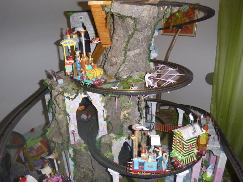 Nellie Rowland Emett Smallbrook Studio Anlage mit 8Tunnels und Berg, Luftschiff  - Seite 4 P1070439