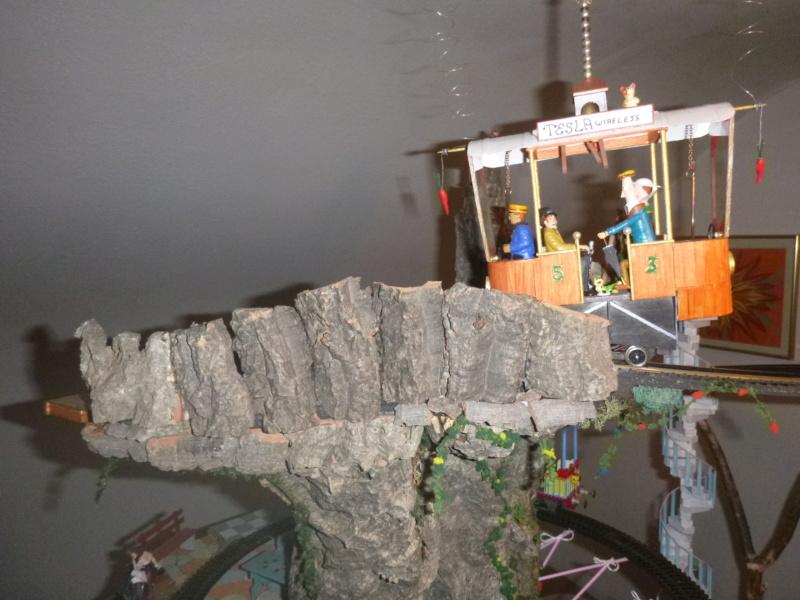 Nellie Rowland Emett Smallbrook Studio Anlage mit 8Tunnels und Berg, Luftschiff  - Seite 4 P1070813