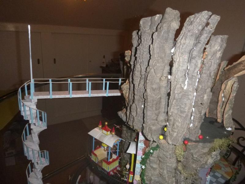 Nellie Rowland Emett Smallbrook Studio Anlage mit 8Tunnels und Berg, Luftschiff  - Seite 4 P1070820