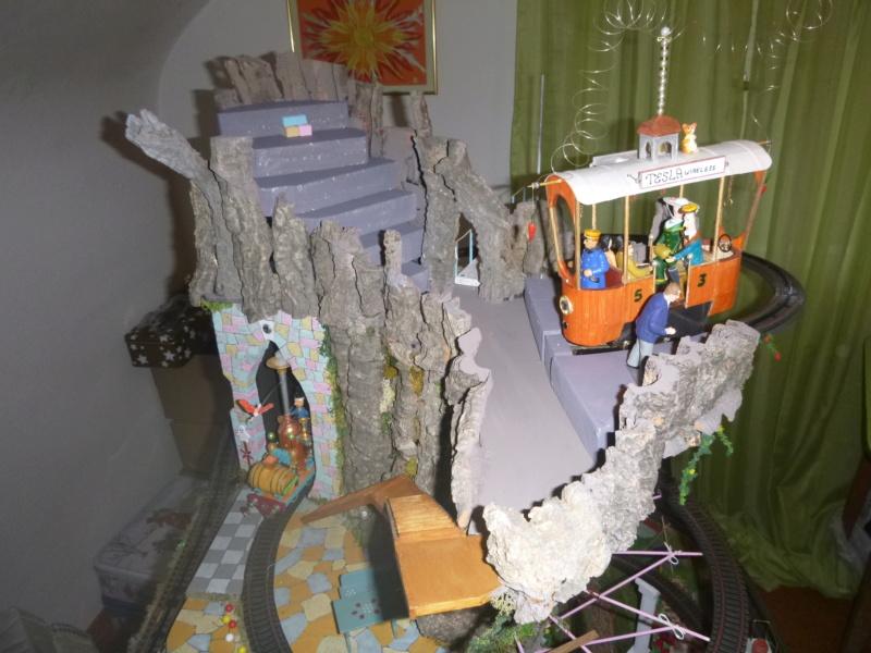 Nellie Rowland Emett Smallbrook Studio Anlage mit 8Tunnels und Berg, Luftschiff  - Seite 4 P1070833