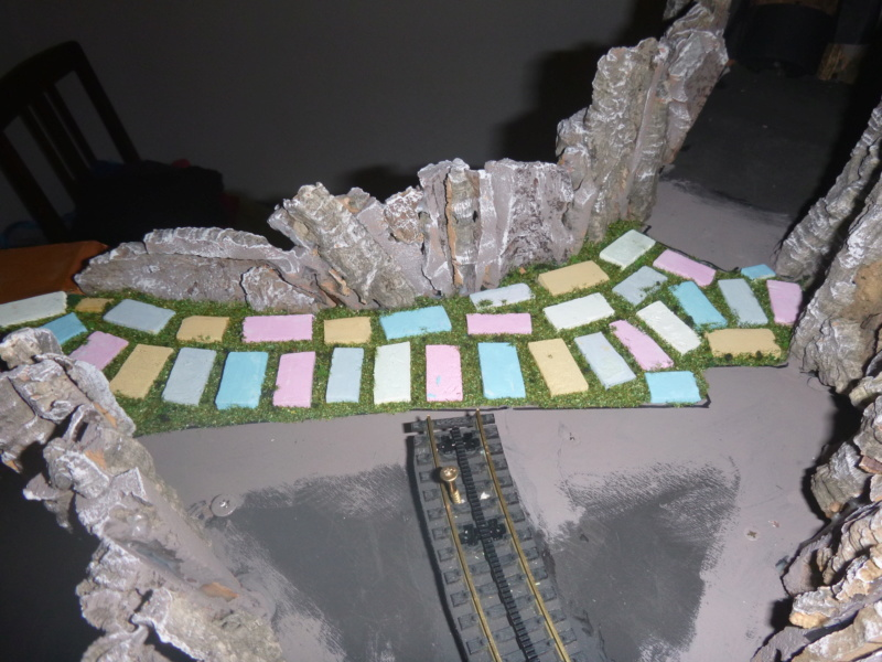 Nellie Rowland Emett Smallbrook Studio Anlage mit 8Tunnels und Berg, Luftschiff  - Seite 5 P1070850