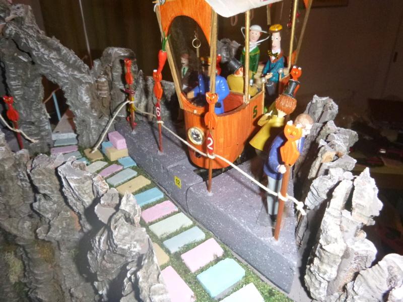 Nellie Rowland Emett Smallbrook Studio Anlage mit 8Tunnels und Berg, Luftschiff  - Seite 5 P1070853