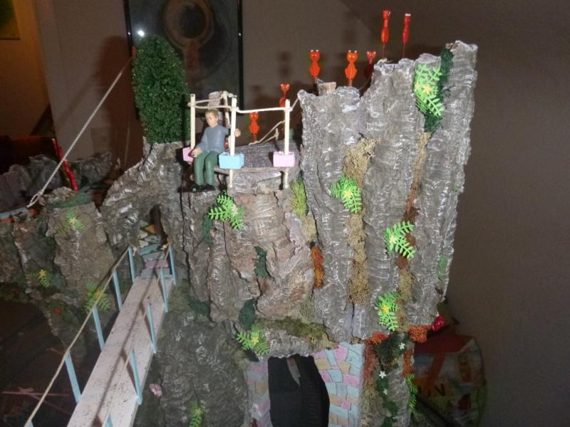 Nellie Rowland Emett Smallbrook Studio Anlage mit 8Tunnels und Berg, Luftschiff  - Seite 5 P1070925