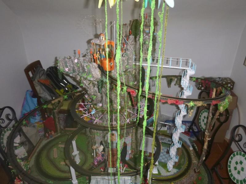 Nellie Rowland Emett Smallbrook Studio Anlage mit 8Tunnels und Berg, Luftschiff  - Seite 5 P1070950