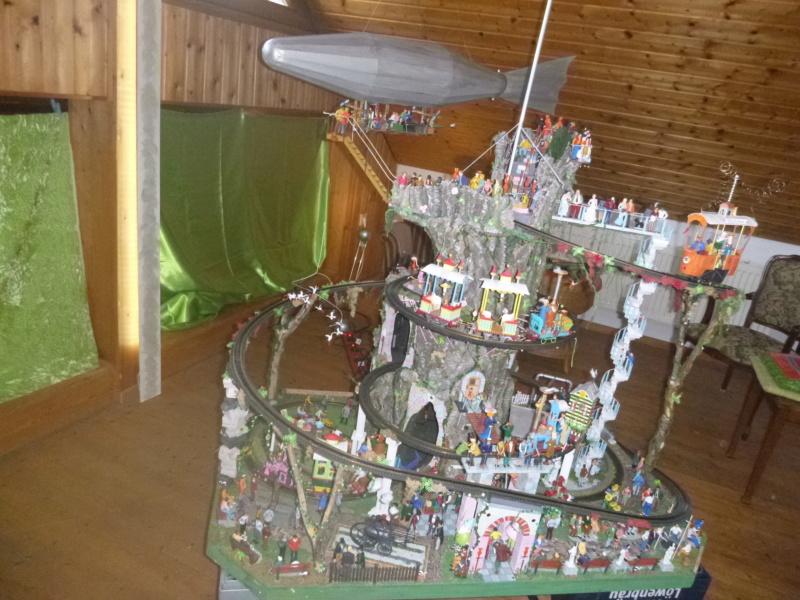 Nellie Rowland Emett Smallbrook Studio Anlage mit 8Tunnels und Berg, Luftschiff  - Seite 6 P1080214