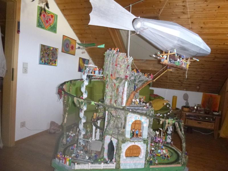 Nellie Rowland Emett Smallbrook Studio Anlage mit 8Tunnels und Berg, Luftschiff  - Seite 6 P1080216