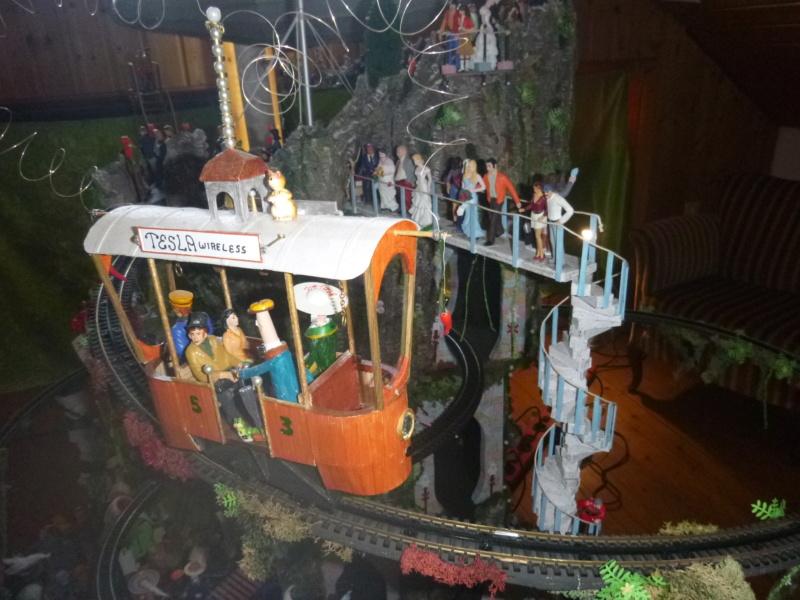 Nellie Rowland Emett Smallbrook Studio Anlage mit 8Tunnels und Berg, Luftschiff  - Seite 6 P1080220