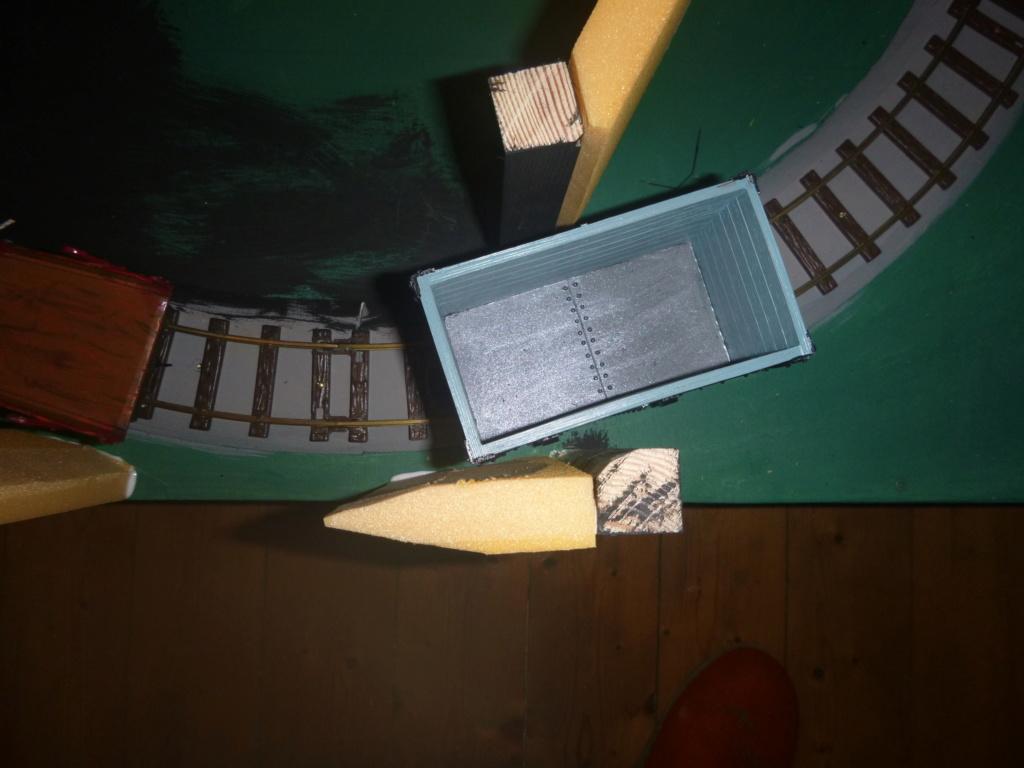 Neue Traumbahn Gn15 Heywood Emmett Smallbrook Studio 1:22 1:24 32mm Regner P1080736