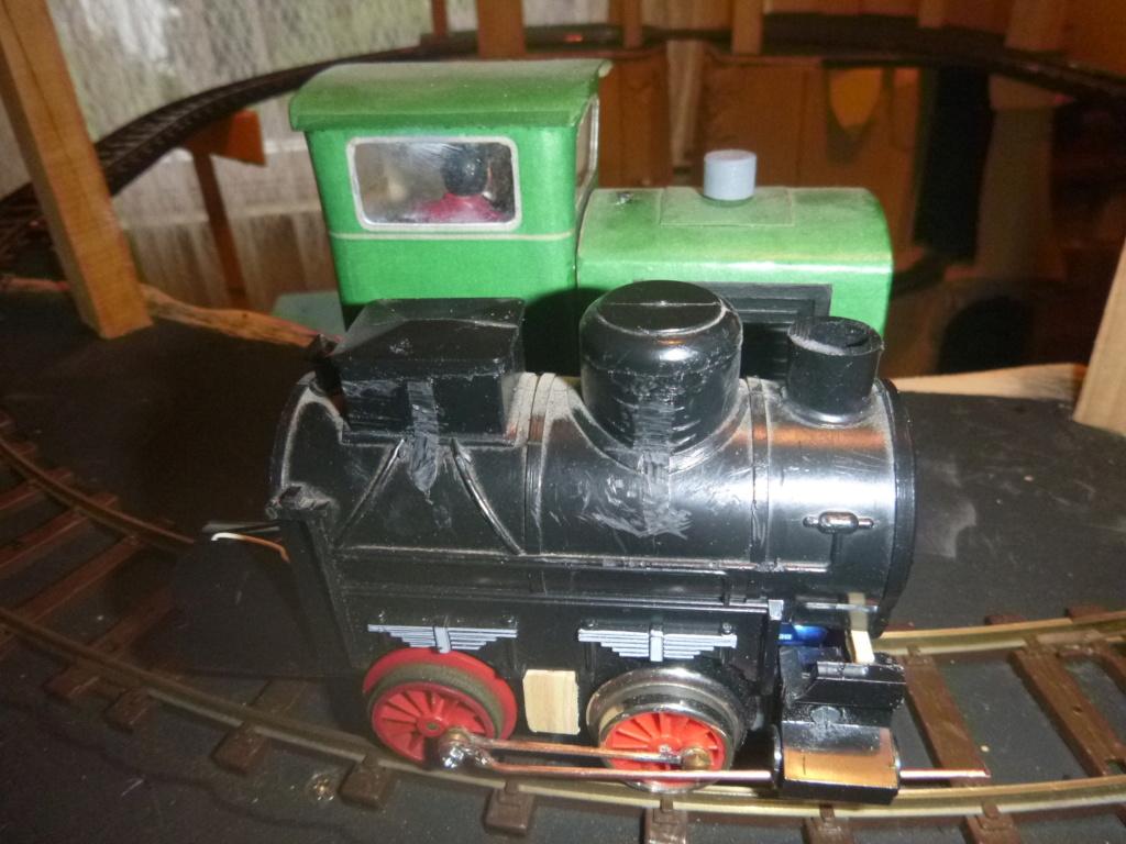Neue Traumbahn Gn15 Heywood Emmett Smallbrook Studio 1:22 1:24 32mm Regner - Seite 2 P1080825