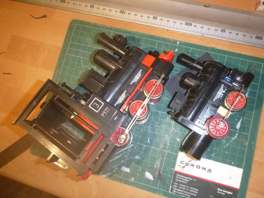 Neue Traumbahn Gn15 Heywood Emmett Smallbrook Studio 1:22 1:24 32mm Regner - Seite 2 P1080838